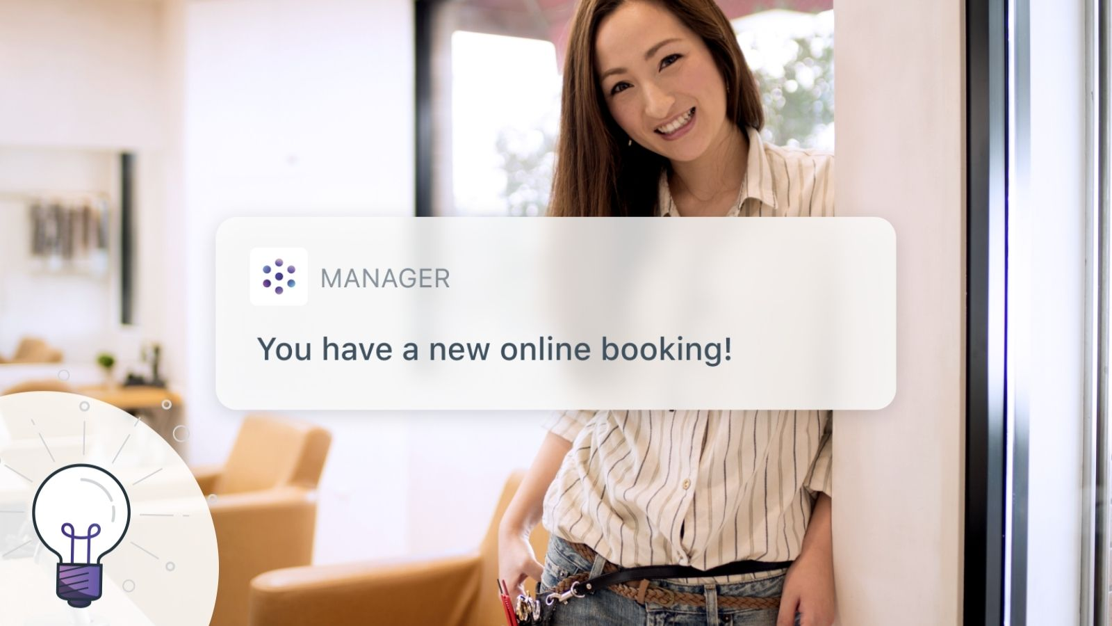 inincrease client booking tips