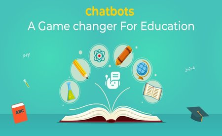 How Chatbots can be a Game Changer for Educational Mobile Apps?