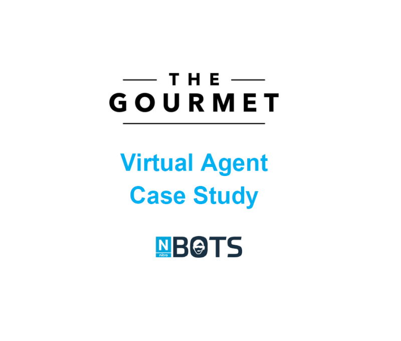 The Gourmet – Virtual Agent Case Study