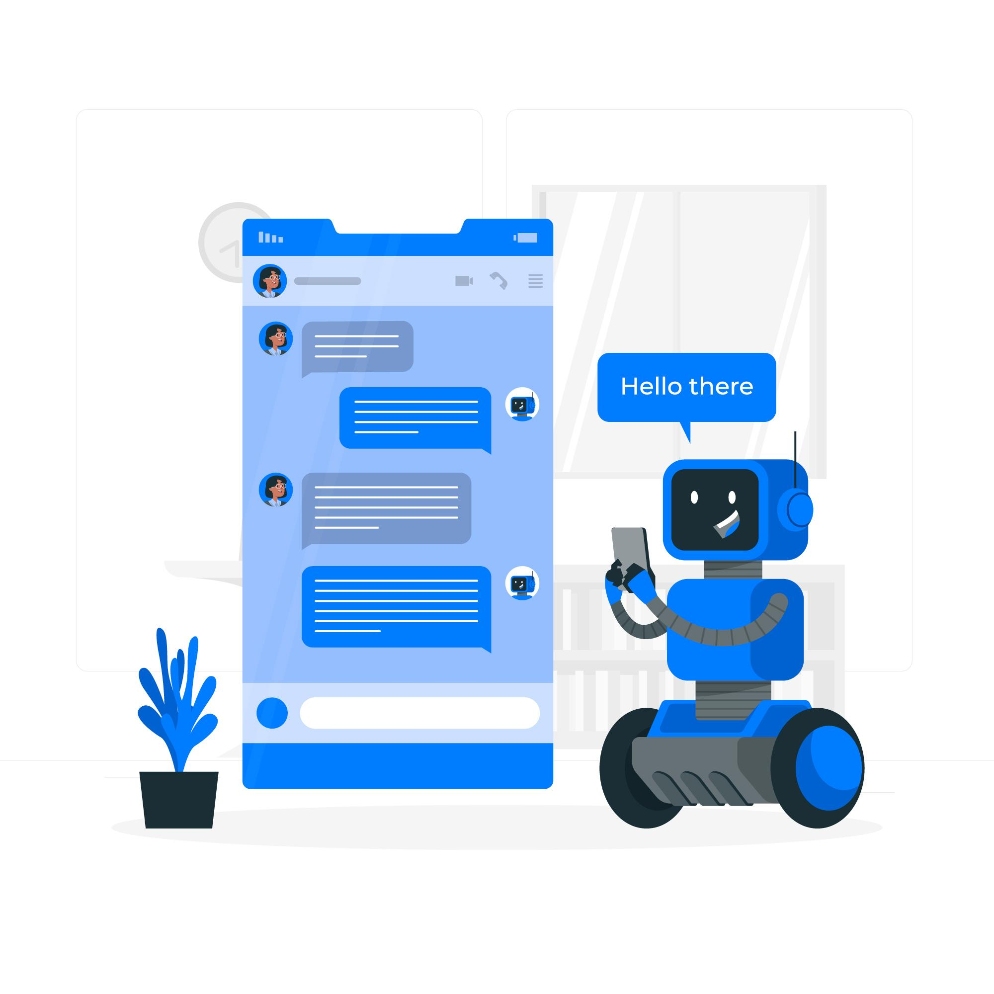 Why should you use a chatbot in your mobile marketing strategy?