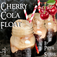 Cherry Cola Float