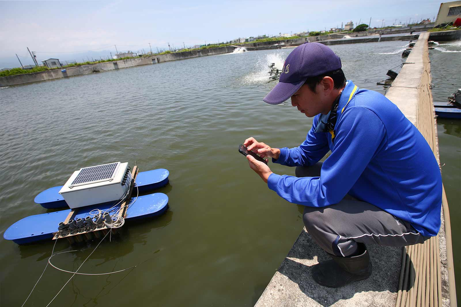 Smart Monitoring Modernizes Aquaculture Pond Management Industry 2019-10-10 Sponsored  Content