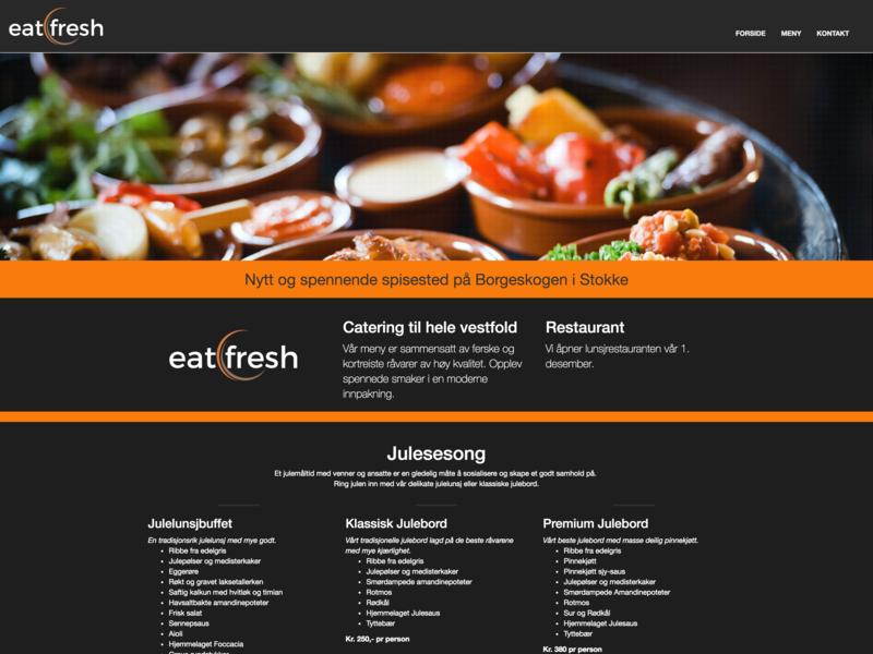 Devalo portefølje Eat Fresh