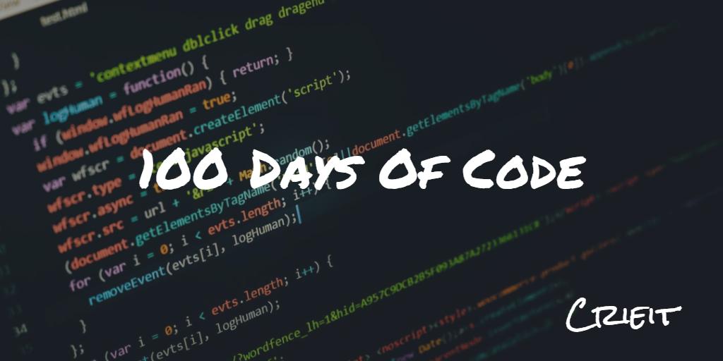 yanagiha's 100DaysOfCode