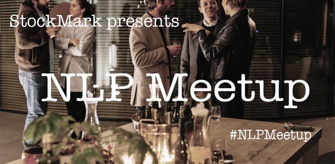 自然言語処理のMeetup「StockMark presents NLP Meetup! Vol.2」に参加したメモ