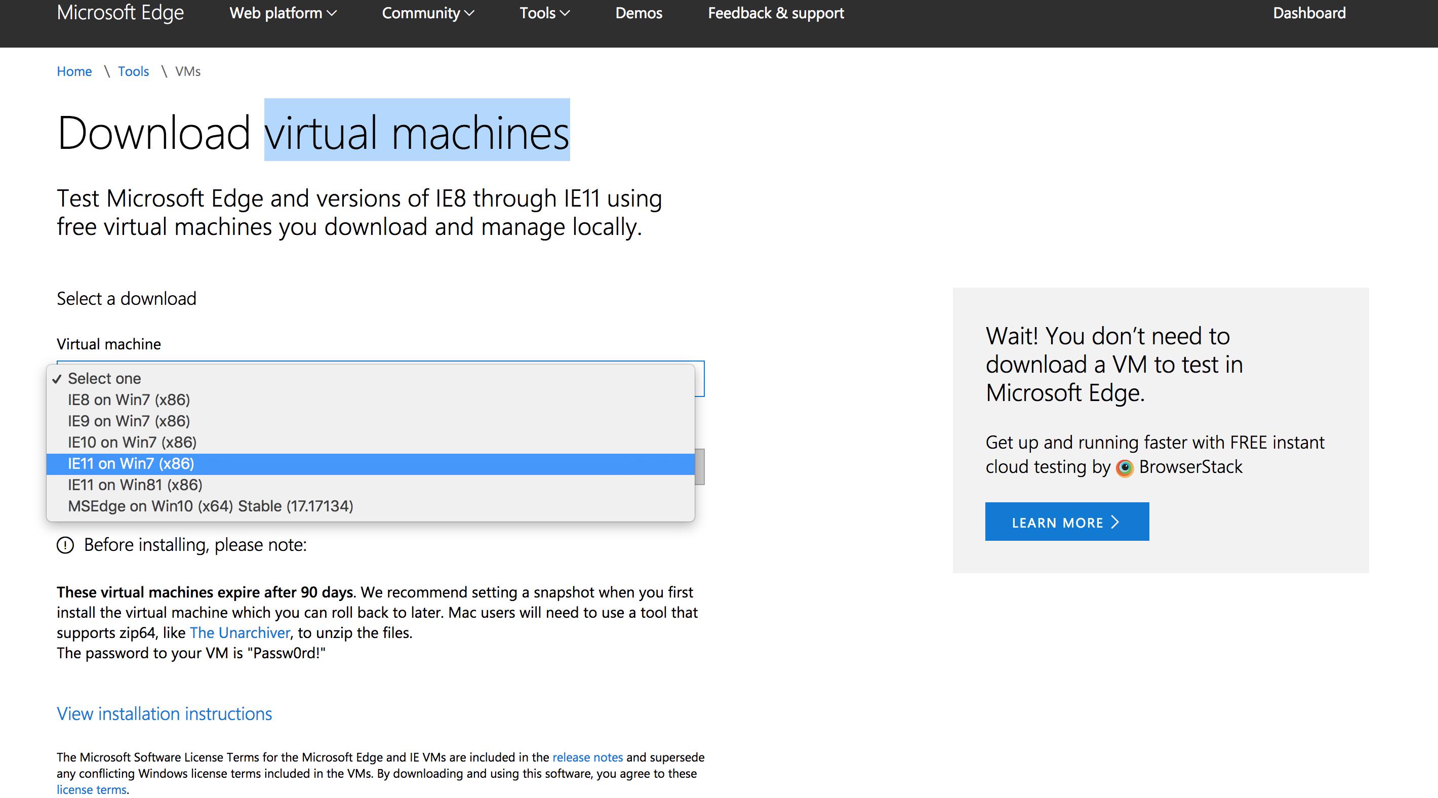 MacにWindowsOSを入れて動かしてみる
