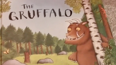 Kiddies Day Out - Gruffalo