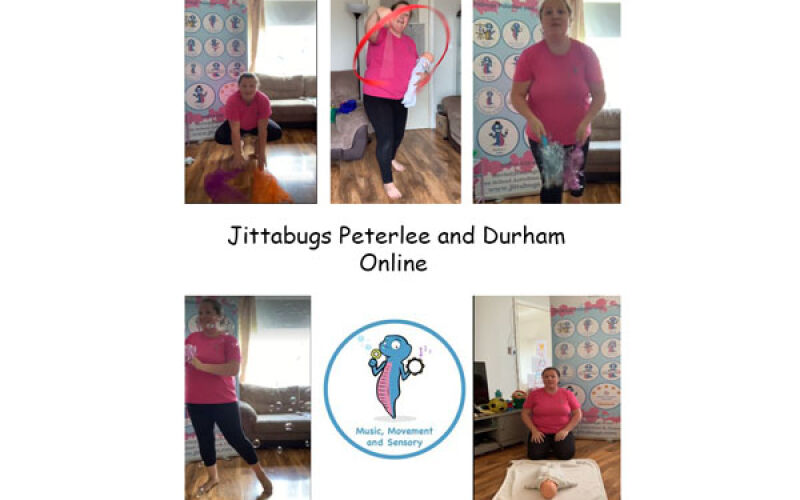 Jittabugs Baby Move and Groove ONLINE
