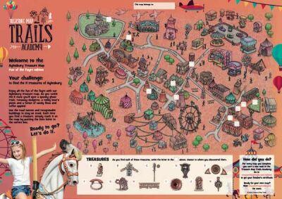 Aylesbury Treasure Map Trail