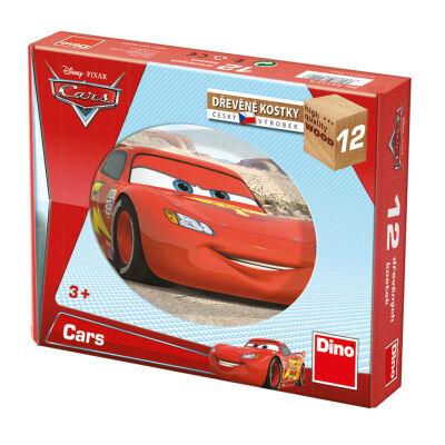 Cars Block Puzzle (12pcs)