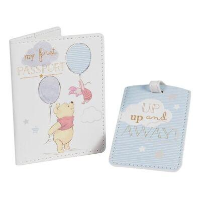 Disney Magical Beginnings Passport & Luggage Tag Pooh (Boy)