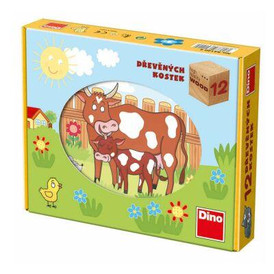Farm Block Puzzle (12pcs)