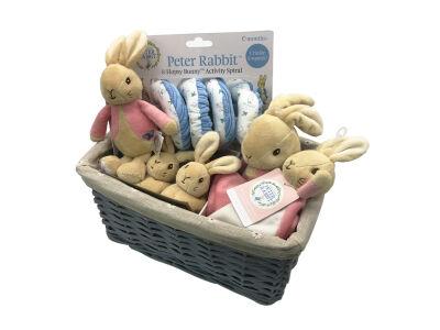 Flopsy Rabbit Gift Basket