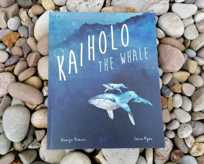 'Kaiholo the Whale' immersive children's book