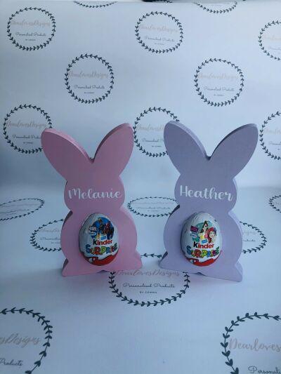 Kinder egg holders