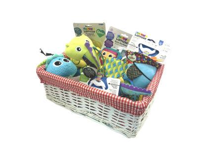 Lamaze Boys Gift Basket (Large)