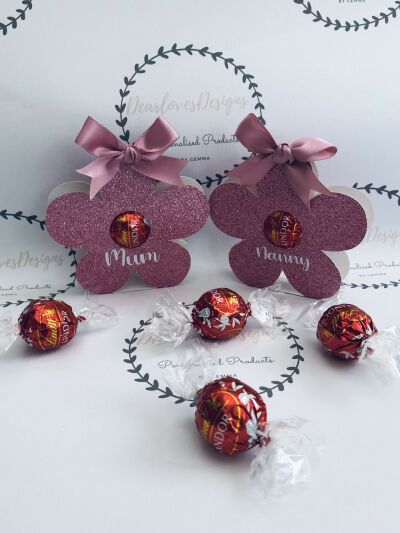 Lindt chocolate holder
