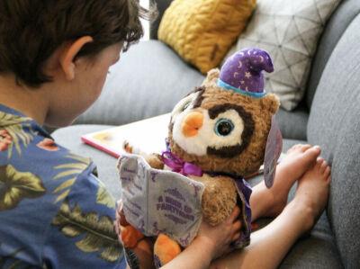 Octavius Storyteller OWl