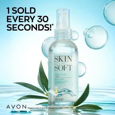Skin So Soft Dry Oil Spray
