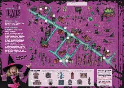 Stony Stratford Treasure Map Trail