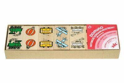 Transport Dominoes