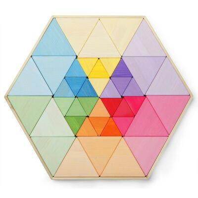 Triangular Hexagon