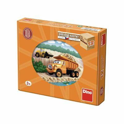 Trucks Block Puzzle (12pcs)