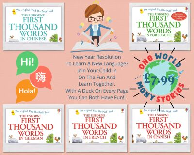 Usborne Books First Words