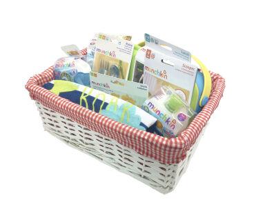 Weaning Gift Basket: 9-18 Months (Boy)
