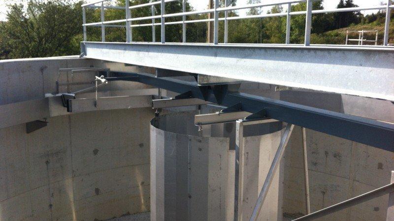 Waterzuiveringsstation te Anlier - België 9