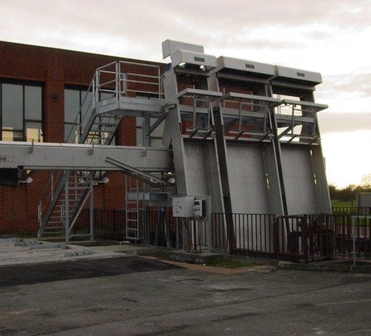 Station de pompage à Tretre - Belgique 15