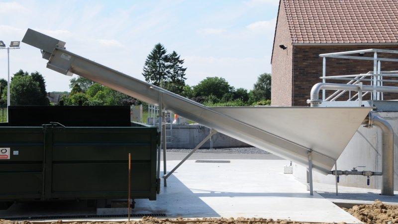 Waterzuiveringsstation te Chievres - België 6