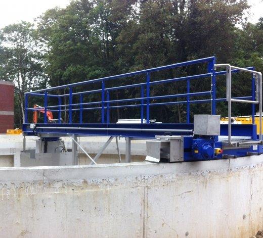 Waterzuiveringsstation te Walcourt - België 4
