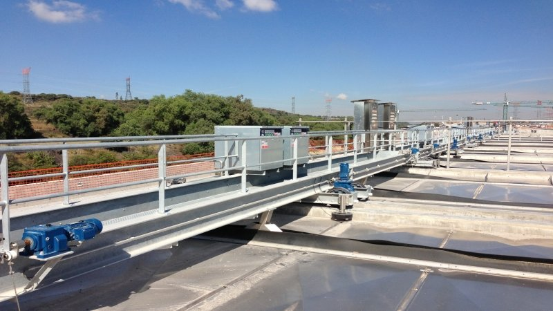 Wastewater Treatment Plant Atotonilco - Mexique 11