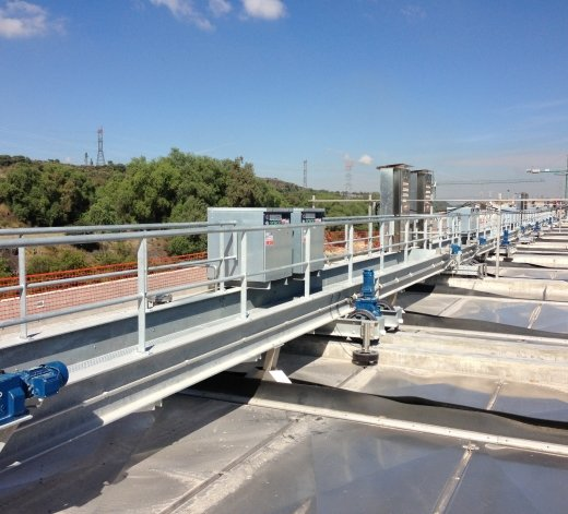 Wastewater Treatment Plant Atotonilco - Mexico 11