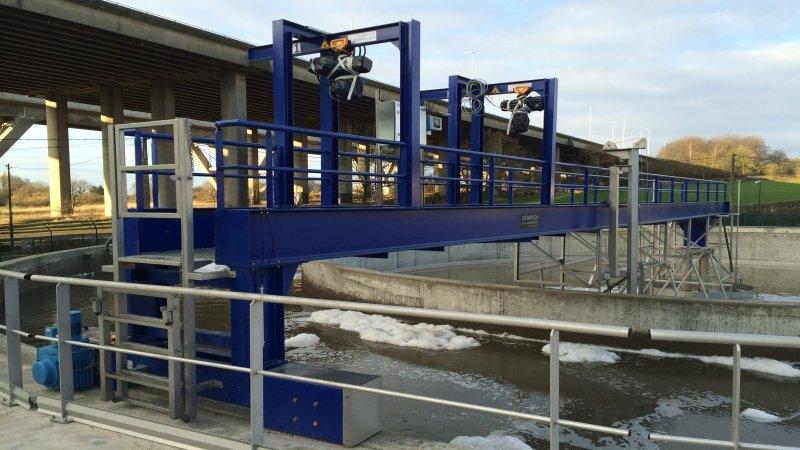 Water treatment plant at Herve - Belgium 8