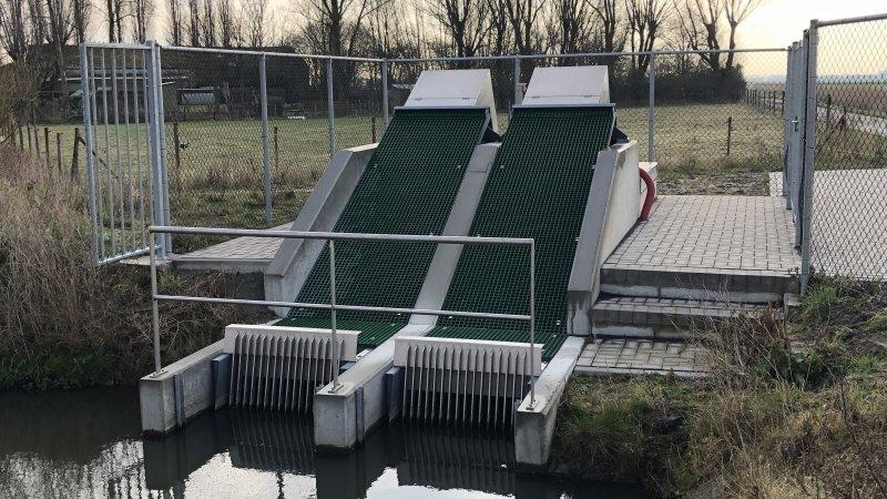 Heulebrug à Knokke Heist - Belgique 25