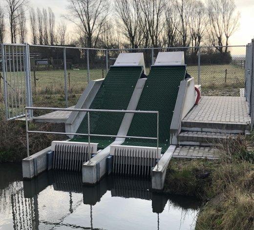 Heulebrug te Knokke Heist - België 25