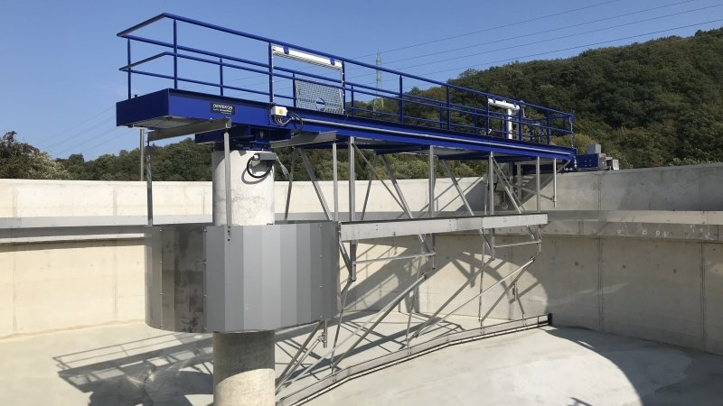 Waterzuiveringsstation te Hastière - België 31