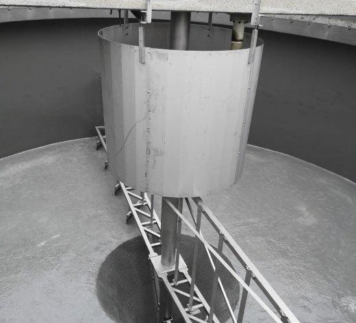 Centre de production de l'eau Kluizen 33