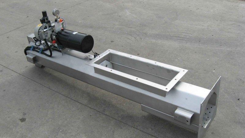 Hydraulic compactor 32