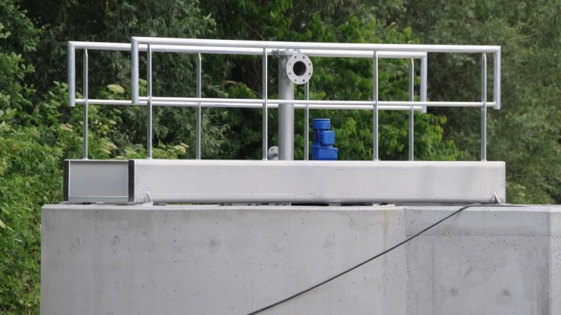 Stand trap bridge circular 23