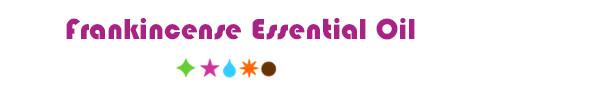 Frankincense Essential Oil - Living Libations