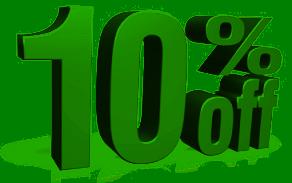 ISUN Beautycare discount of 10%