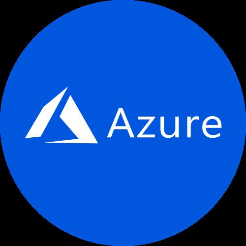 Azure Logo Circle