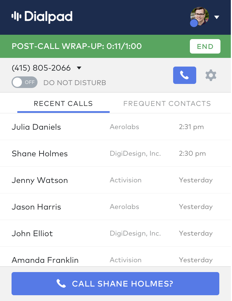 Dialpad Zendesk Integration