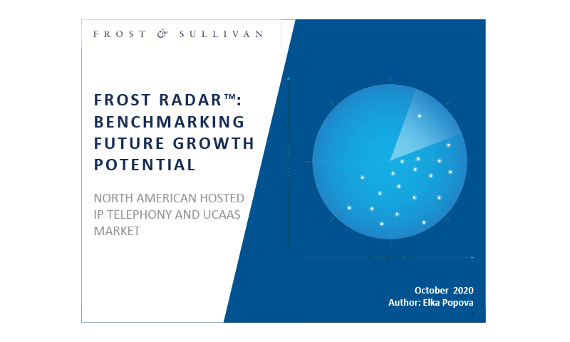 Frost Radar Report for UCaaS
