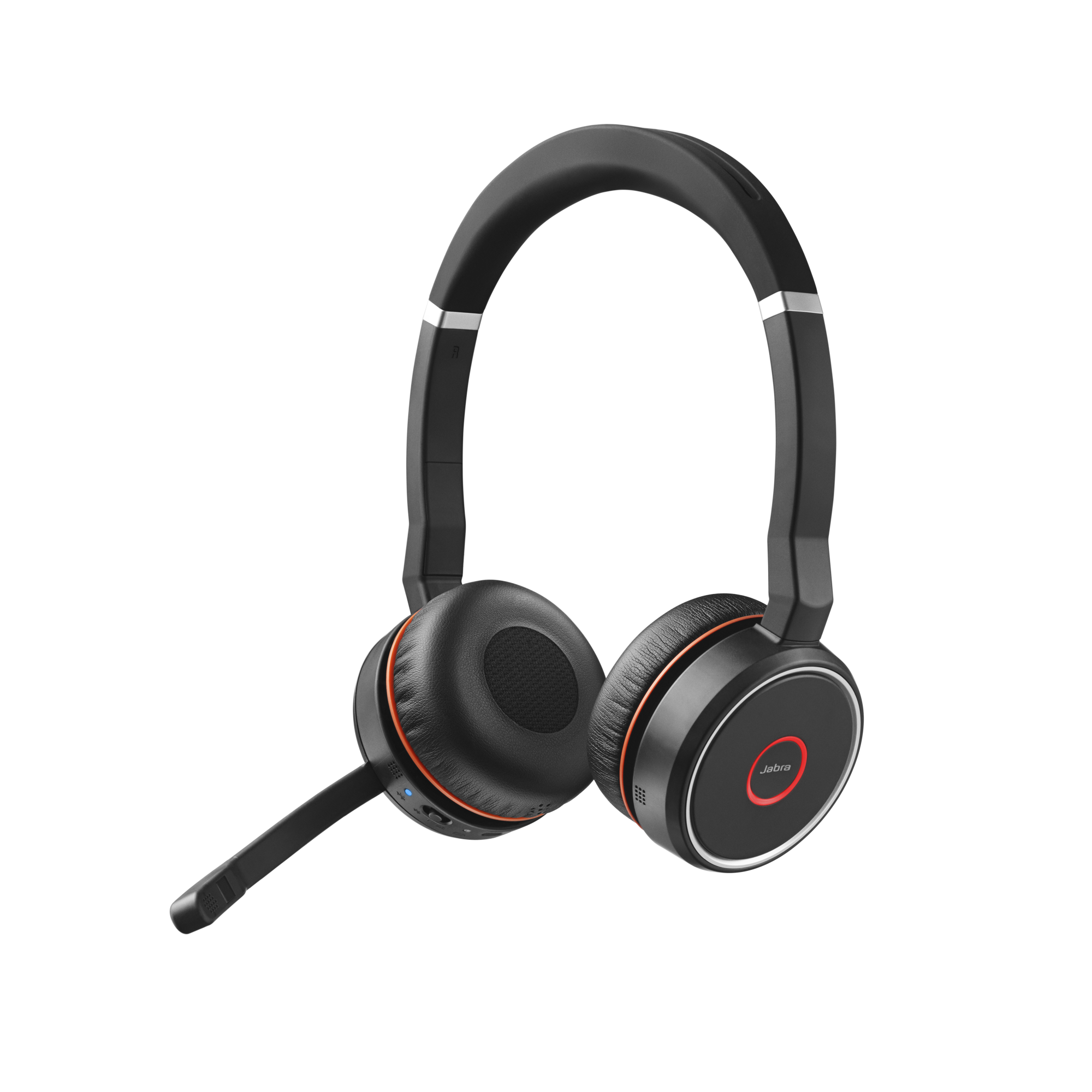 Jabra Evolve 75 product angle busy