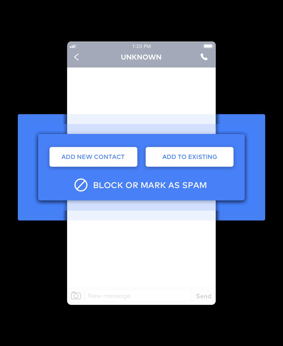 Talk Mobile Spam 2x