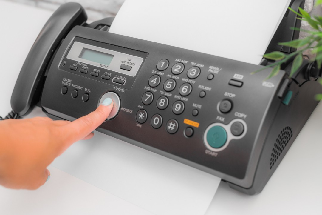 Traditional Fax